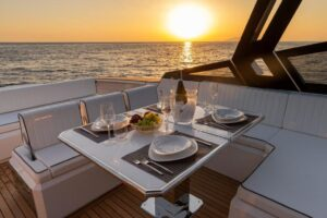 relax and company evo yacht