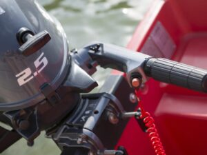 outboard boat