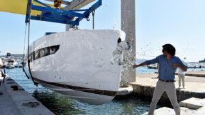 walkaround yacht fiart