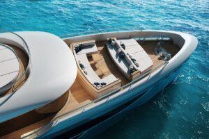 benetti yacht awarded