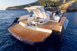 evo yacht genoa boat show 2020