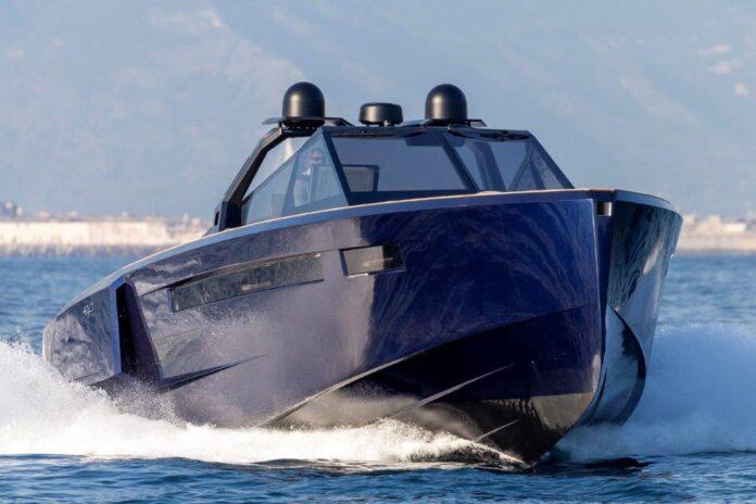 evo yacht genoa boath show 2020