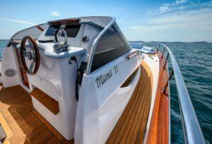italian boat production