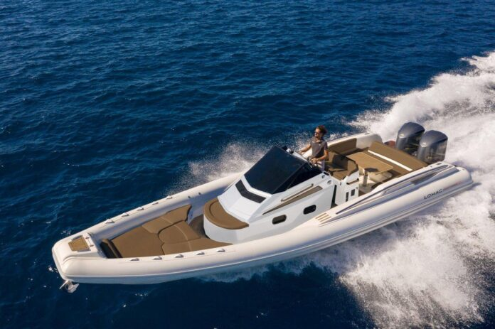 lomac boat limited edition