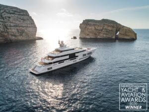 Admiral Life Saga yacht