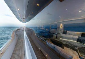 azimut mega yacht  gabriele muccino