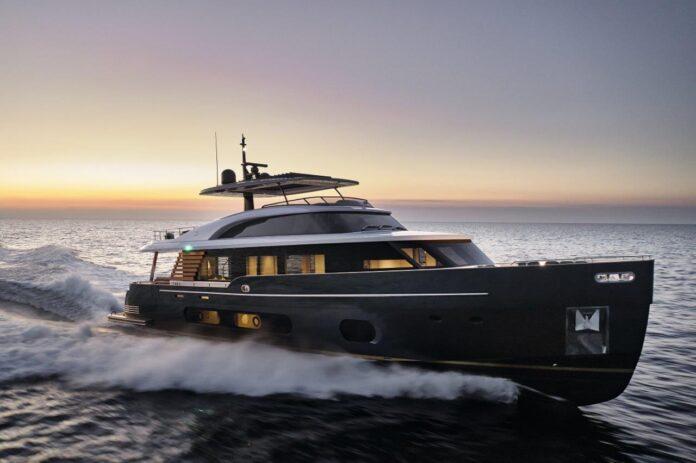 azimut yacht boat show