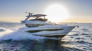 exterior design pearl yacht