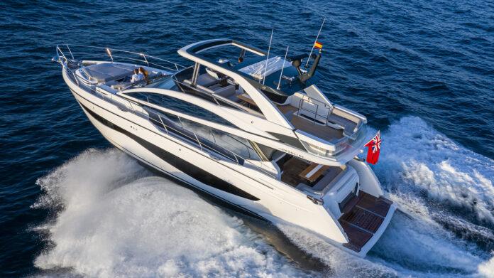 pearl yacht awarded