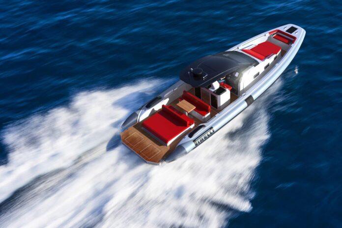 tecnorib inflatable genoa boat show