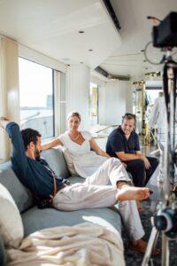 azimut muccino video yachts
