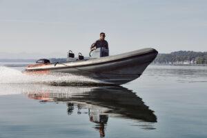 inflatable boat torquedo