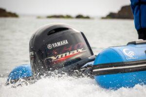 yamaha engine boat