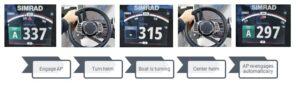 simrad navigation technology boat