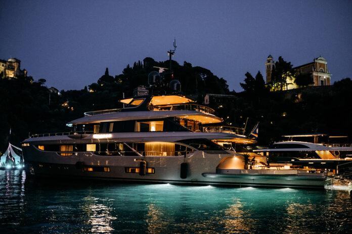 mega yacht design