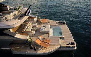 exteriors benetti yacht