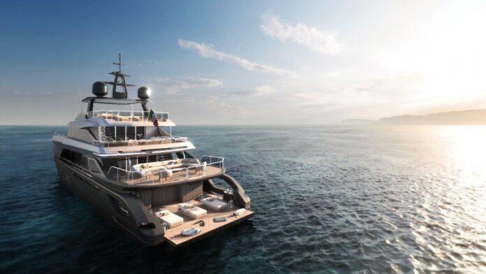 azimut yacht italian brand