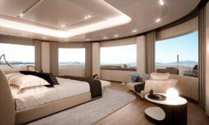 mega yacht benetti