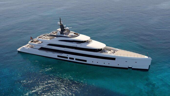 new benetti mega yacht