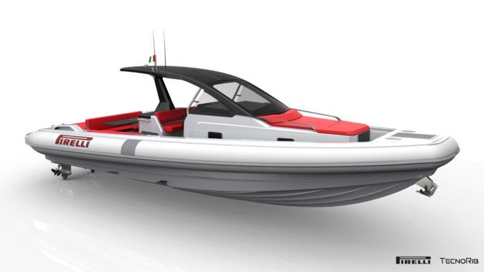pirelli boat sport design