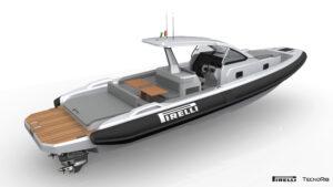 tecnorib pirelli boat