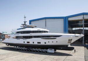 benetti luxury yacht
