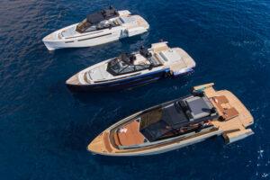 evo yacht fleet