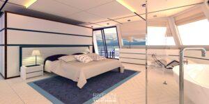 mega yacht interiors
