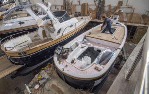 new italian shipyard shed