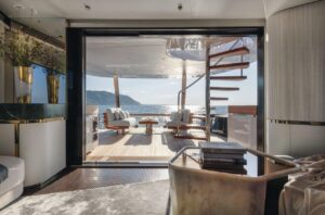 azimut yacht boat show 2021