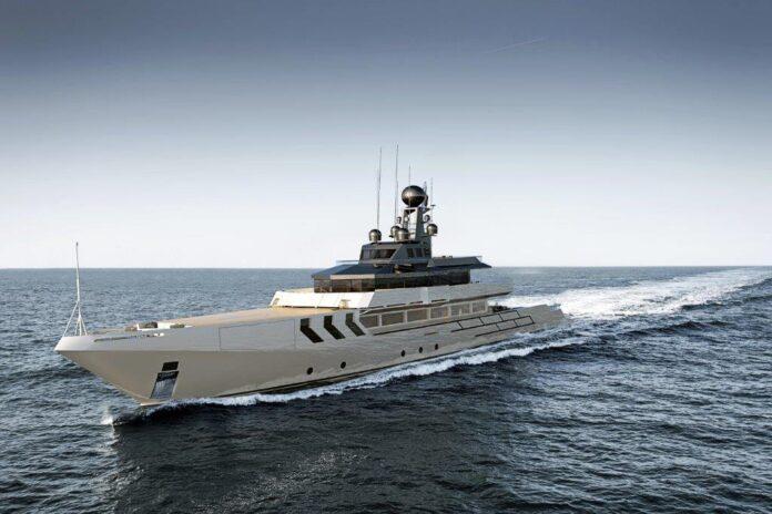OPV 56 italian custom yacht