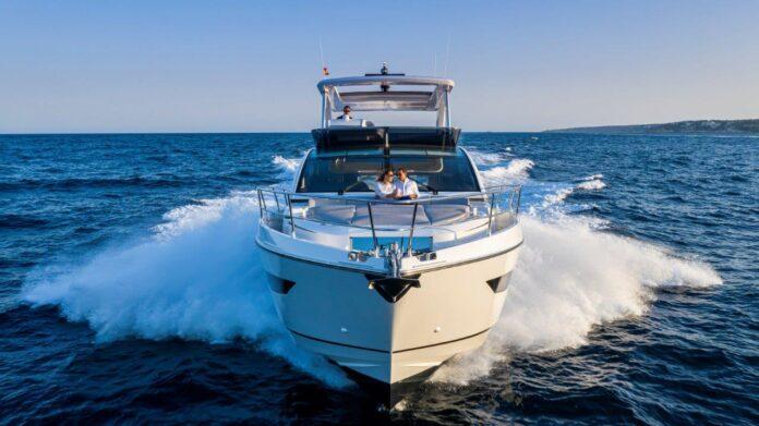 customised luxury yacht