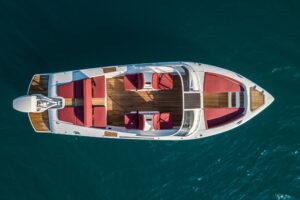 electric hydrofoils boat - no pollution