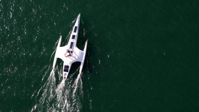 Mayflower electric vessel
