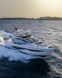 pearl yacht running