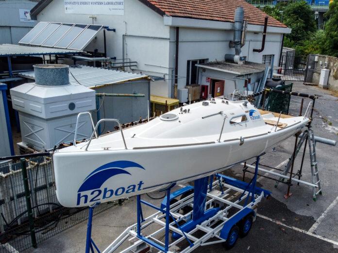 hysrogen system for boat