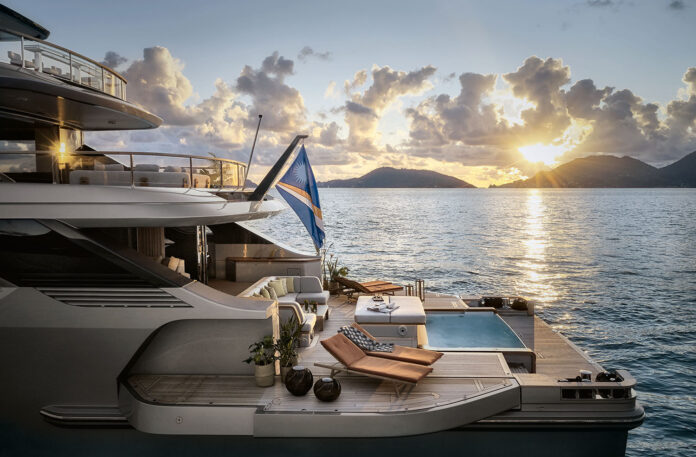 benetti lifestyle yacht