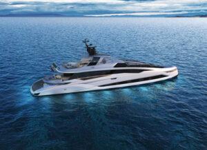 tecnomar luxury yacht