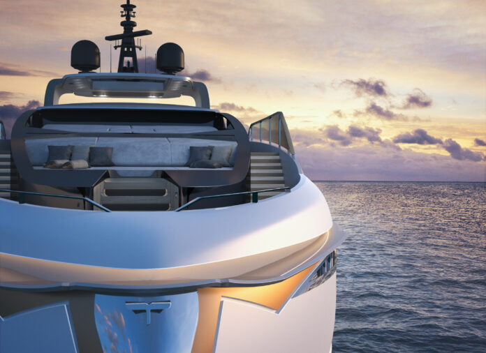 italian motor yacht