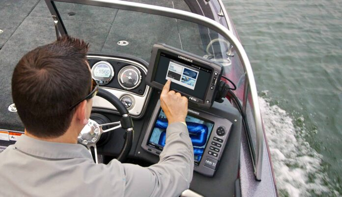 c-map chart boat