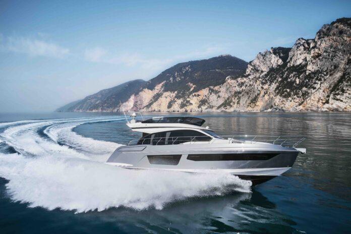 azimut 53 yacht