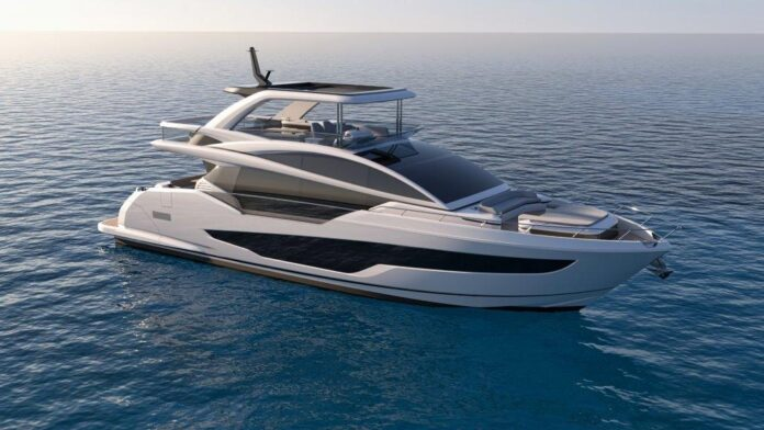 pearl yachy luxury design