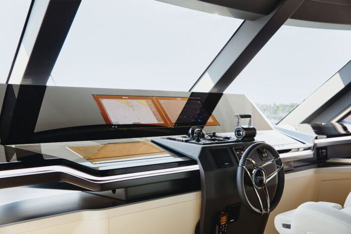 simrad yacht control system