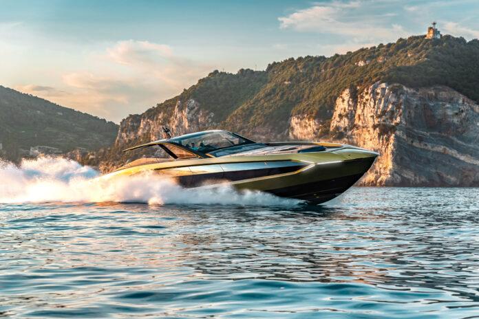 milano design week yacht