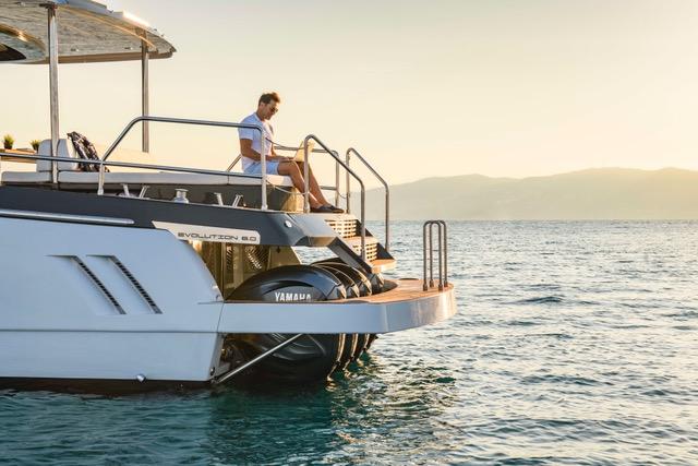 yamaha and Lion Yachts