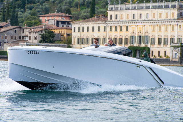electric propulsion boat