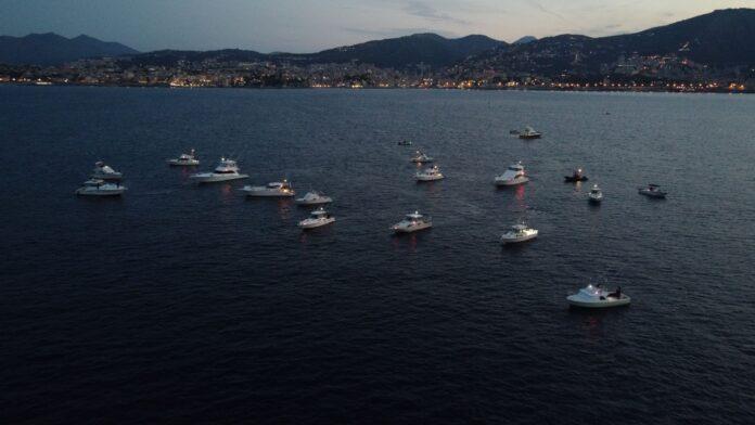 lowrance and italian yacht club